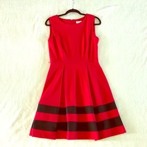 Calvin Klein A Line Dress